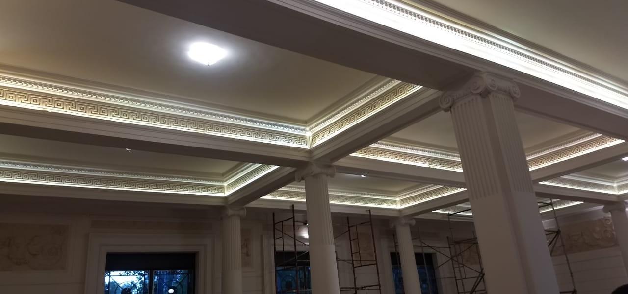 Remodelación en Hall de entrada - Sede de Gobierno Rosario